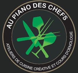 logo Au Piano des chefs